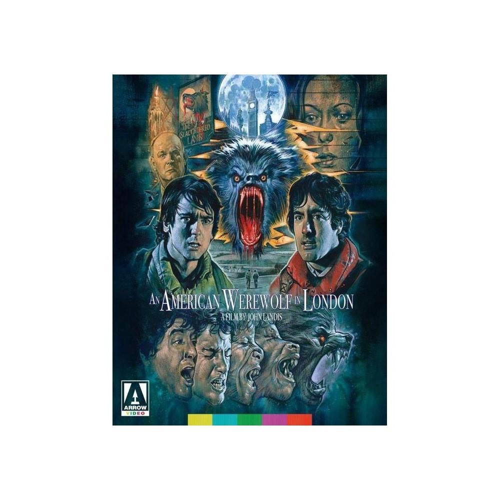 An American Werewolf In London Blu Ray 2019