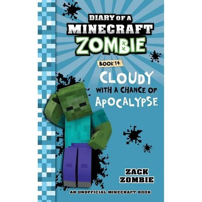 Diary of a Minecraft Zombie, Book 14 - by  Zack Zombie (Paperback)
