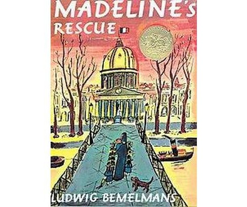 Madeline's Rescue (School And Library) (Ludwig Bemelmans) - image 1 of 1