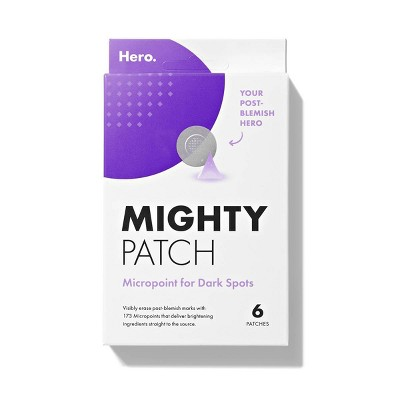 Hero Cosmetics Mighty Acne Patch Micropoint for Dark Spots - 6ct