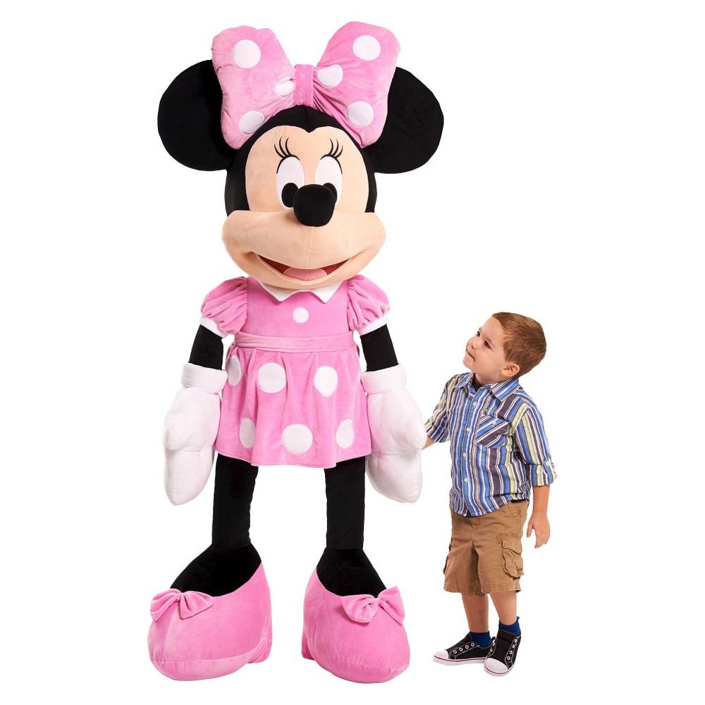Disney Minnie Plush Doll, Stuffed Animals