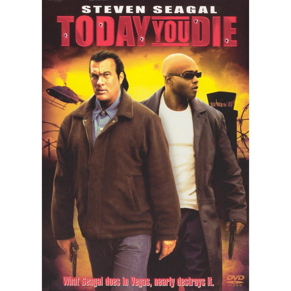 Today you die (Dvd), Movies