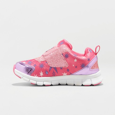 bc09c90c64 Toddler Girls' Hasbro My Little Pony Twilight Sparkle Athletic Low top  Sneakers - Pink 11