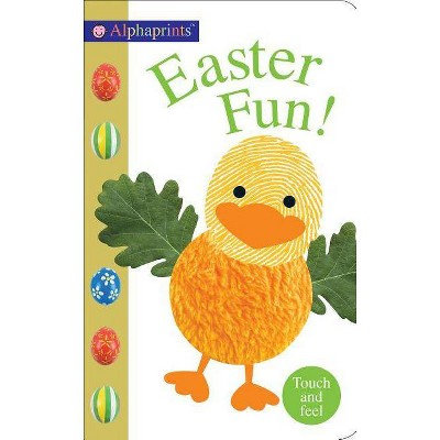 Alphaprints Easter Fun (Roger Priddy) (Board Book)