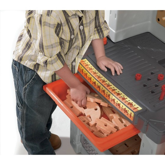 Step2 Deluxe Workshop, toy tools image number null