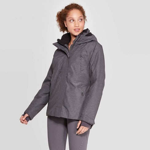 Women's Snow Puffer Jacket - C9 Champion® - image 1 of 2