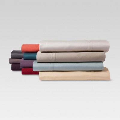 Performance Sheet Set Solids 400 Thread Count   Threshold™ by Shop Collections