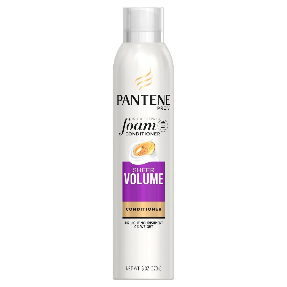 Pantene Pro-V Sheer Volume Foam Conditioner - 6oz