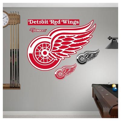 NHL Fathead Big Logo Wall Decal