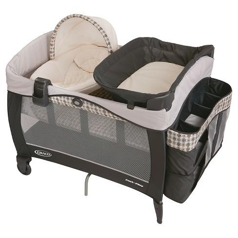 07d7dd868541 Graco® Pack N Play® Playard With Newborn Napper® Elite Bassinet Changer    Target