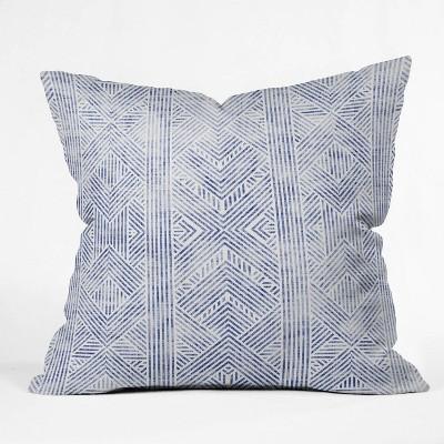 "18""x18"" Holli Zollinger Amai Square Throw Pillow - Deny Designs"