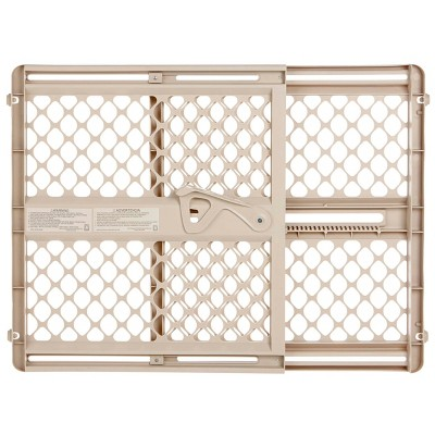 "Toddleroo by North States Supergate Select Baby Gate - Sand - 26""-42"" Wide"