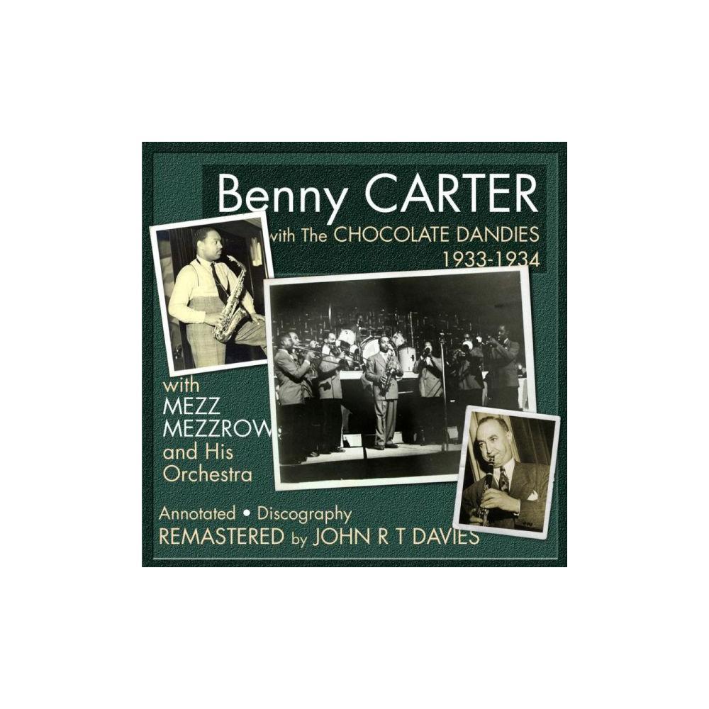 Benny Carter - With The Chocolate Dandies & Mezz Mez (CD)