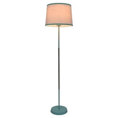 Floor Lamp Aqua - Pillowfort™