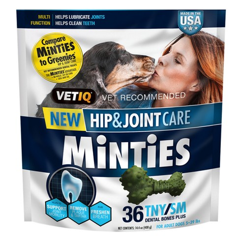 Vet IQ Minties Hip and Joint - image 1 of 3