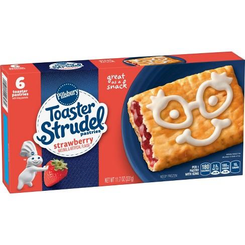 Pillsbury Strawberry Frozen Toaster Strudel - 6ct/11.5oz - image 1 of 3