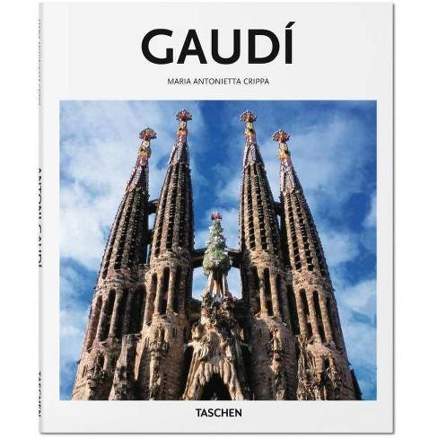 Gaud� - by  Maria Antonietta Crippa (Hardcover) - image 1 of 1