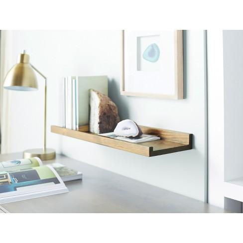 Wood Wall Shelf Medium Threshold Target