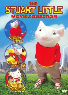 The Stuart Little Movie Collection: Stuart Little/Stuart Little 2/Stuart Little 3 [3 Discs]
