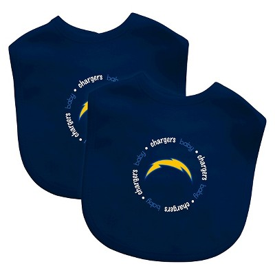 San Diego Chargers Baby Fanatic Bibs - 2 Pack