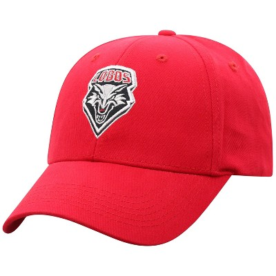 NCAA New Mexico Lobos Men's Structured Brushed Cotton Hat