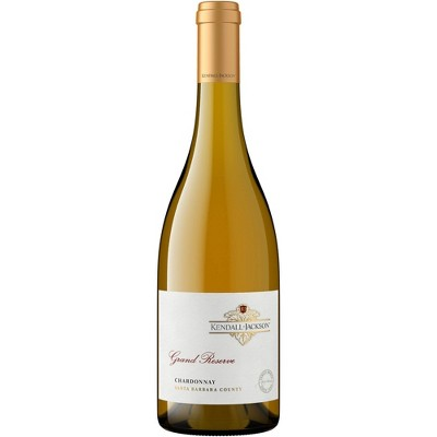 Kendall-Jackson Grand Reserve Chardonnay White Wine - 750ml Bottle