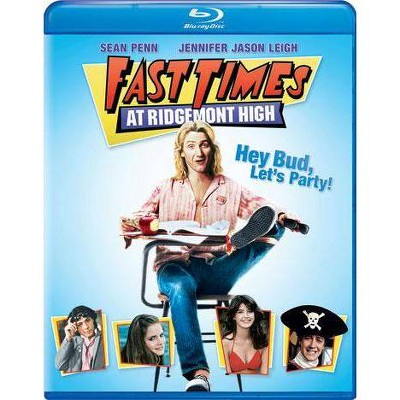 Fast Times at Ridgemont High (Blu-ray)