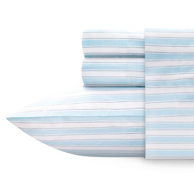 Softest Everyday Comfort 400 Sateen   100% Cotton Printed Sheet Set   Deep Pockets - California Design Den