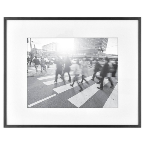 """11"""" x 14"""" Photo Thin Gallery Frame Black - Project 62™ - image 1 of 4"""