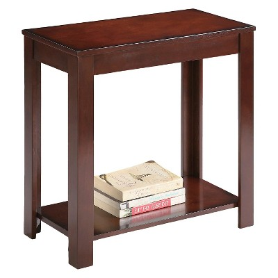 Side Table Traditional Brown - Ore International
