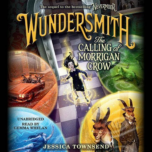 Wundersmith - (Nevermoor) by  Jessica Townsend (AudioCD) - image 1 of 1