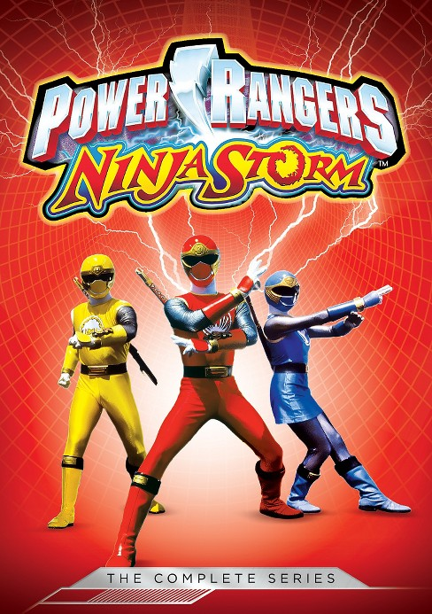 Power Rangers:Ninja Storm Complete Se (DVD) - image 1 of 1