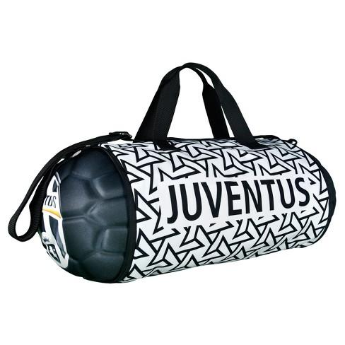 Serie A Juventus FC Collapsible Soccer Ball Duffle Bag   Target ba7f0128172d