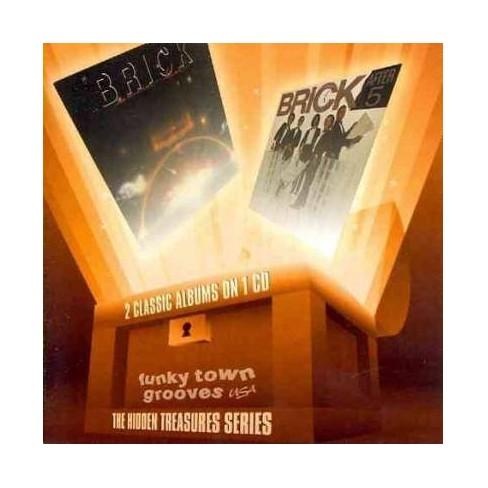Brick - Summer Heat/After 5 (CD) - image 1 of 1