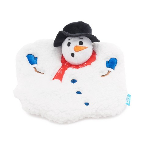 Bark Defrosty The Snowman Dog Toy - image 1 of 4