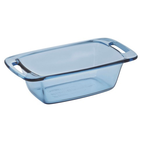 Pyrex Tinted Glass Loaf Pan - Atlantic Blue - image 1 of 1