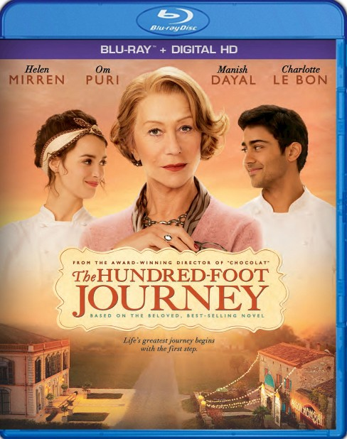 The Hundred-Foot Journey [Includes Digital Copy] [Blu-ray] - image 1 of 1