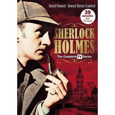 Sherlock Holmes: The Complete Tv Series (DVD)