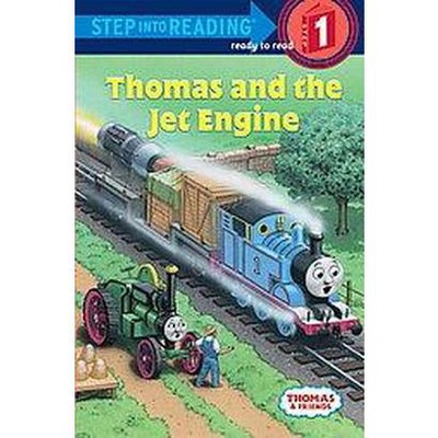 Thomas and the Jet Engine ( Step into Reading, Step 1)(Paperback)by R. Schuyler Hooke