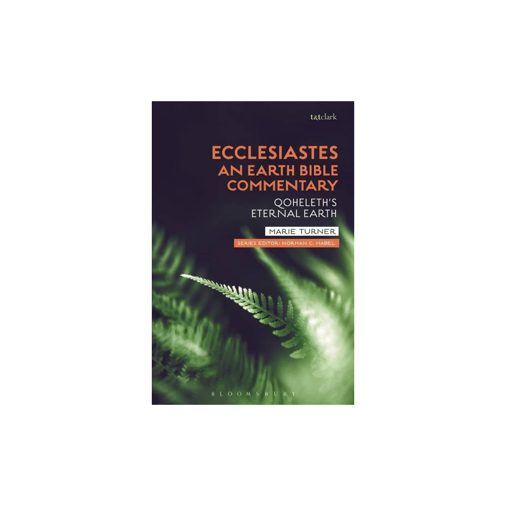 Ecclesiastes - An Earth Bible Commentary : Qoheleth's Eternal Earth - by Marie Turner (Paperback)