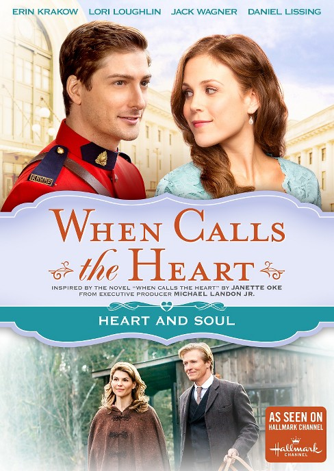 When calls the heart:Heart and soul (DVD) - image 1 of 1