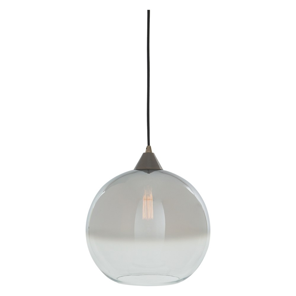 Minto Glass Pendant Light Clear - Signature Design by Ashley