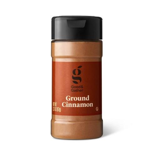 Ground Cinnamon - 2.37oz - Good & Gather™ - image 1 of 2