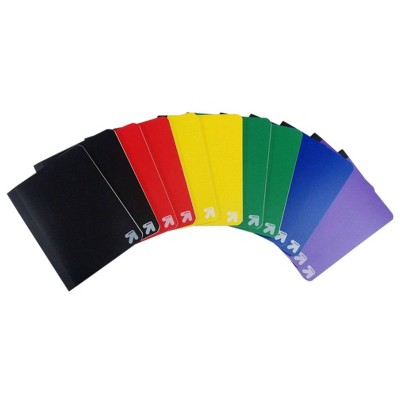 12pk Composition Notebook Wide Ruled 120pgs Assorted Colors - up & up™