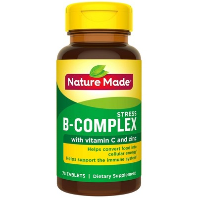 Vitamins & Supplements: Nature Made Super B-Complex