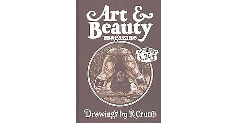 Art & Beauty Magazine : Numbers 1, 2 & 3 (Hardcover) - image 1 of 1
