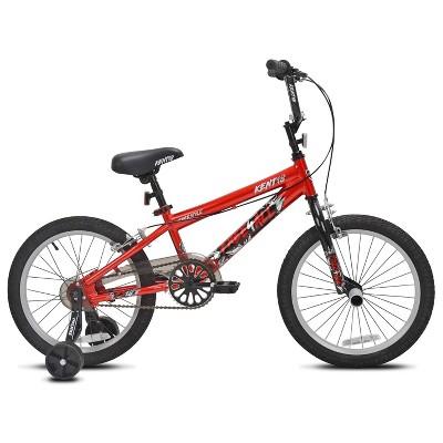 """Kent Free 4 All 18"""" Kids' Bike - Red"""