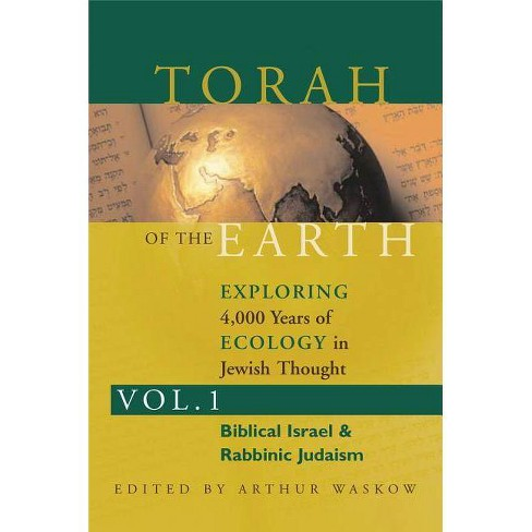 Torah of the Earth Vol 1 - (Paperback) - image 1 of 1
