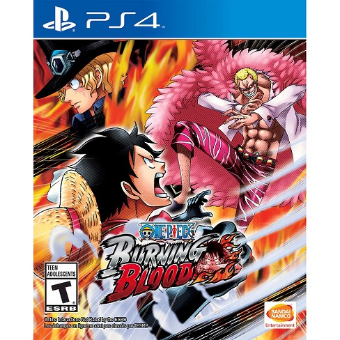 One Piece Burning Blood PlayStation 4 - image 1 of 9