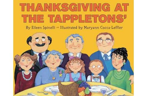Thanksgiving at the Tappletons' (Revised) (Paperback) (Eileen Spinelli) - image 1 of 1